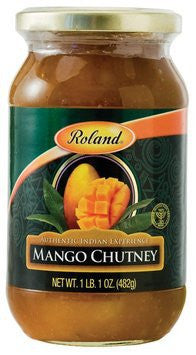 Mango Chutney from India (Roland) 482g - Parthenon Foods