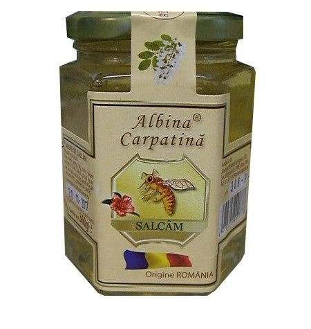 Acacia Honey, Romanian (Apicola) 400g - Parthenon Foods