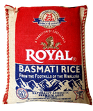 Basmati Rice (Royal) 15lb - Parthenon Foods