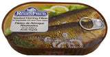 Smoked Herring Fillets (RugenFisch) 6.7 oz (190g) - Parthenon Foods