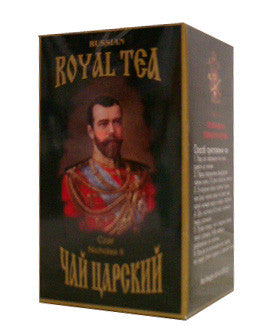 Russian Royal Tea Delux - Loose, 250g - Parthenon Foods