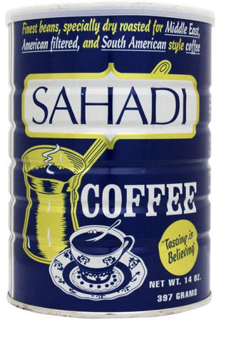 Middle East and South American Style Coffee (Sahadi) 397g - Parthenon Foods