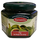 Fig Preserve (Sarantis) 16 oz (453g) - Parthenon Foods
