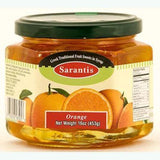 Orange Preserve (Sarantis) 16 oz (453g) - Parthenon Foods