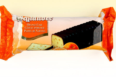 Orange Cake, Chocolate Covered (Schlunder) 400g - Parthenon Foods