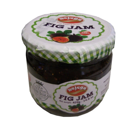 Fig Jam (Sejega) 14.8 oz (420 g) - Parthenon Foods
