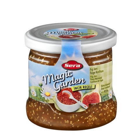 Fig Jam (Sera) 370g - Parthenon Foods