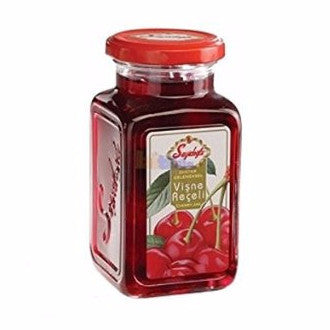 Sour Cherry Jam (Seyidoglu) 380g - Parthenon Foods