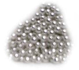 Decorative Silver Dragees, No.6 Sphere, approx. 1.3oz - Parthenon Foods