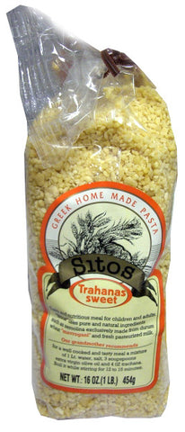 Trahanas Sweet (Sitos) 16 oz (454g) - Parthenon Foods