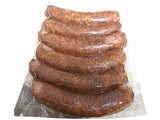 Smoked Pork Slovenian Sausage, approx. 6 links, 1.4-1.8 lbs - Parthenon Foods