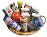 Spice it Up Gift Basket 12pc - Parthenon Foods