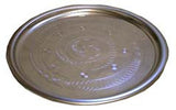 Stainless Steel Serving Tray 20 in. diam. - Parthenon Foods