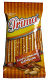 Prima Filled Pretzel Sticks (Stark) 45g - Parthenon Foods