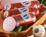 Tiroler Jagdwurst (Tyrolean Sausage with garlic)  (Stiglmeier) approx. 1lb - Parthenon Foods