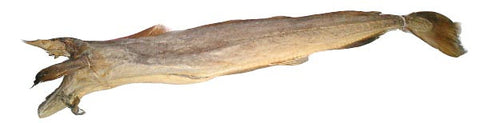 Stock Fish, approx. 1.6-1.8 lb - Whole - Parthenon Foods