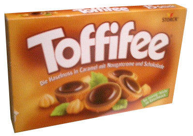 Toffifee (Toffifay) Caramel Candies (Storck) 125g - Parthenon Foods