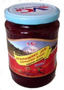 Strawberry Jam (VG) 21oz - Parthenon Foods