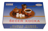 Sugar Cubes (vispak) 35oz (1kg) - Parthenon Foods