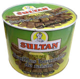 Stuffed Grape Leaves (Sultan) 70 oz (2kg) - Parthenon Foods
