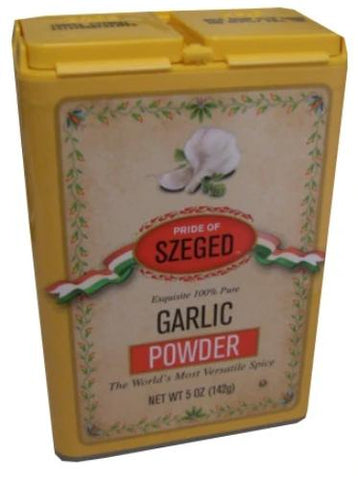Garlic Powder (Szeged) 5 oz (142g) - Parthenon Foods