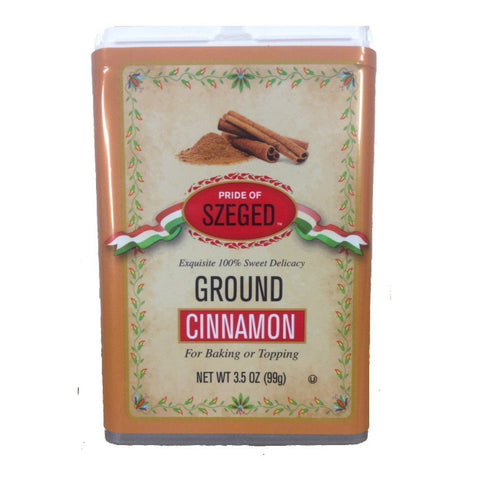 Ground Cinnamon (szeged) 4oz(113g) - Parthenon Foods