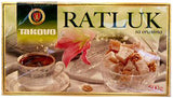 Ratluk Delight with Walnuts (Orah), 450g - Parthenon Foods
