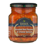 Red Pepper Bruschetta (Tassos) 12.3 oz - Parthenon Foods