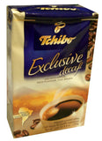 Tchibo Exclusive DECAF Ground Coffee, 8.8 oz (250g) - Parthenon Foods
