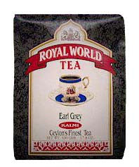 Earl Grey Tea, Loose (Royal World) 500g - Parthenon Foods