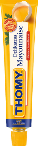 Mayonnaise Thomy 100ml tube - Parthenon Foods