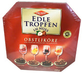 Trumpf Edle Tropfen Obstlikore, 250g Red Box - Parthenon Foods