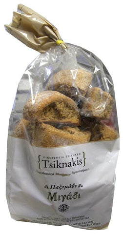 Bread Rusks, MIGADI (Tsiknakis) 700g (24.7 oz) - Parthenon Foods