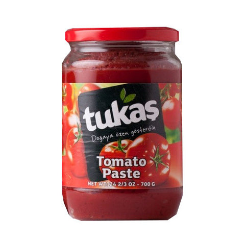 Tomato Paste (Tukas) 700g - Parthenon Foods