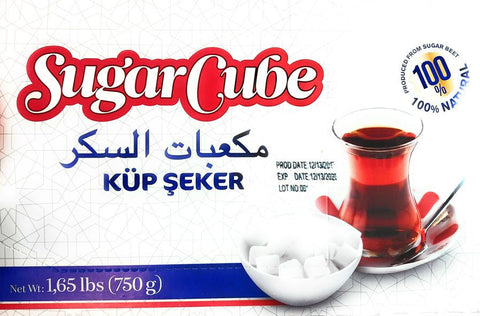Turkish Sugar Cubes, Kup Seker, 750g - Parthenon Foods