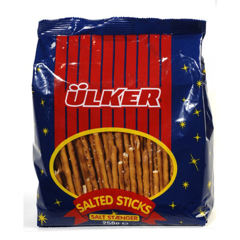 Salted Sticks (Ulker) 7.76 oz (220g) - Parthenon Foods
