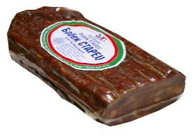 Bulgarian Style Dry Salami Babek Starec, approx. 0.6 lb - Parthenon Foods