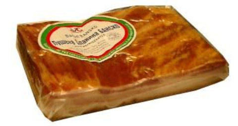 Bulgarian Style Bacon Bansko approx. 1.1-1.5lb VG - Parthenon Foods