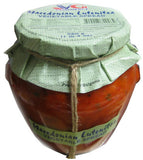 Macedonian Lutenitza (VG) 580g, or straight jar - Parthenon Foods