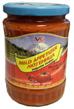 Mild Appetizer Lutenica (VG) 580g (20.4 oz)-red label - Parthenon Foods