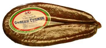 Bulgarian Style Selski Sudjuk approx. 0.75lb - Parthenon Foods