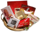 Happy Valentines Day Gift Basket 8pc - Parthenon Foods