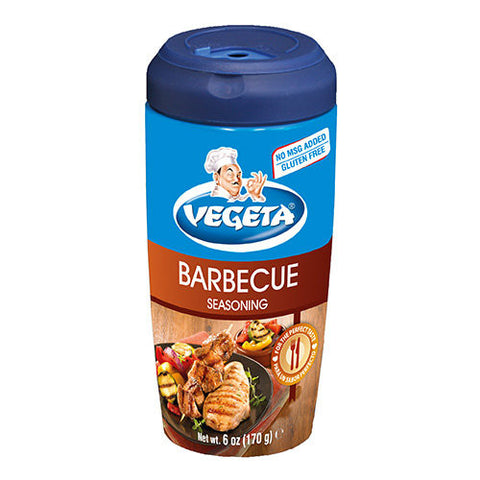 Vegeta, Seasoning Mix for Barbecue, 6oz shaker - Parthenon Foods