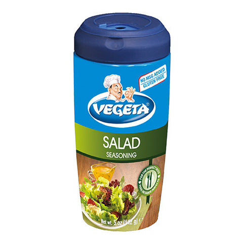 Vegeta, Seasoning Mix for Salad, 5oz shaker - Parthenon Foods
