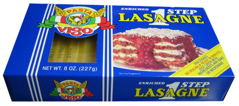 Lasagna Sheets (Vigo) 8 oz (227g) - Parthenon Foods