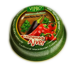 Homemade Ajvar MILD (Vipro) 95g can - Parthenon Foods
