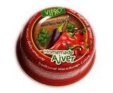 Homemade Ajvar HOT (Vipro) 95g can - Parthenon Foods