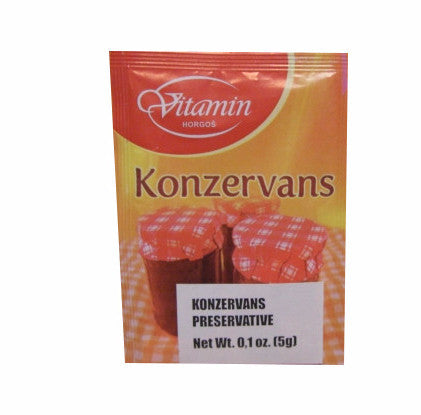 Konzervans Preservative (Vitamin) 5g - Parthenon Foods
