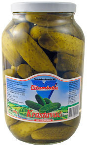 Pickled Cucumber (Vitaminka) 1900g - Parthenon Foods
