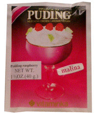 Pudding Powder - Forest Fruit (vitaminka)  40g - Parthenon Foods